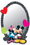 Akrylové zrcadlo Disney Mickey a Minnie DM2108