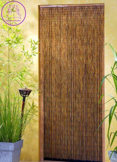 bambusov z vesy na dvere okn a dvere. Black Bedroom Furniture Sets. Home Design Ideas