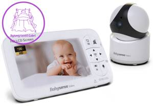 Dětská video chůvička Babysense Video Baby Monitor V65